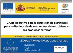 """Grupo operativo """"Definición de estrategias para la disminución de contaminación microbiana en los productos cárnicos"""