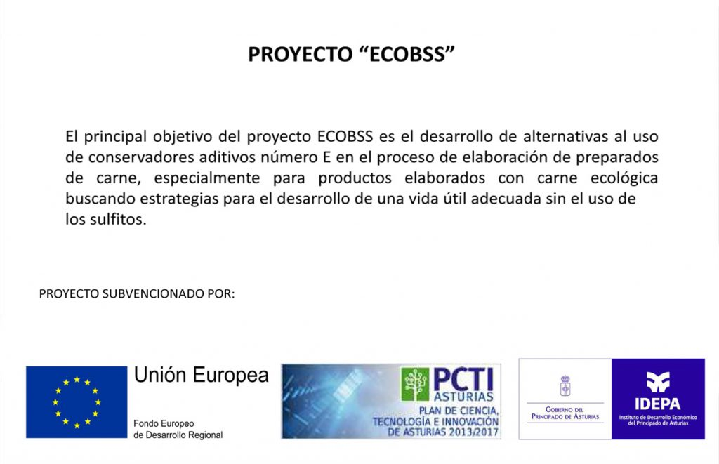 PROYECTO ECOBSS
