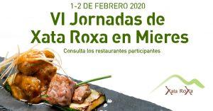 Jornadas de Xata Roxa en Mieres. Días 1 y 2 de febrero